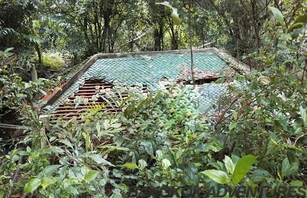 Bang Krachao abandoned temple
