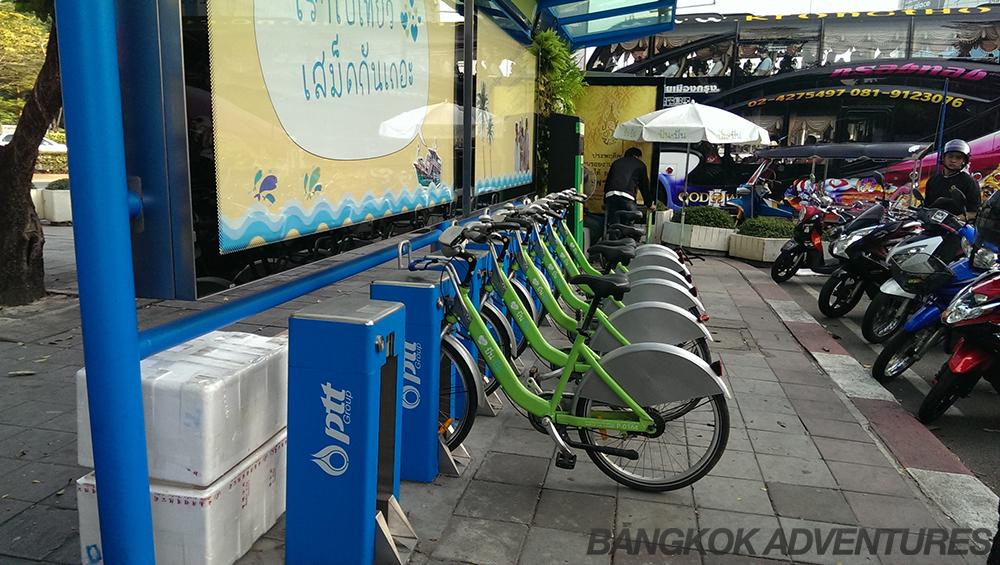 Pun Pun Bike Rental Scheme