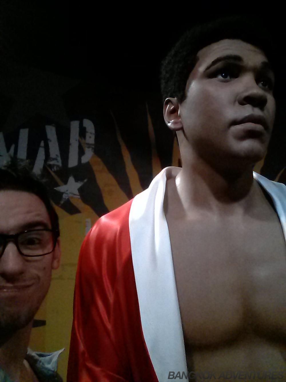 Meet Boxing Legend Ali