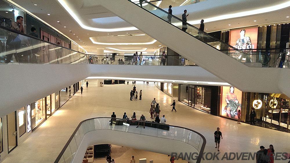 Central Embassy Luxury Shopping Mall Bangkok Luxury