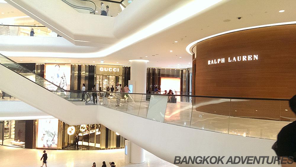 Central Embassy Shopping Mall Bangkok Luxury