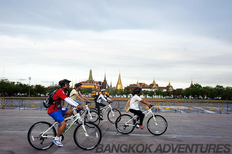 Just Nok Bangkok Bike Tours