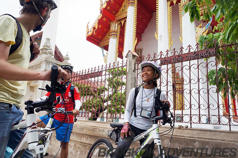 Just Nok Bike Tours Bangkok