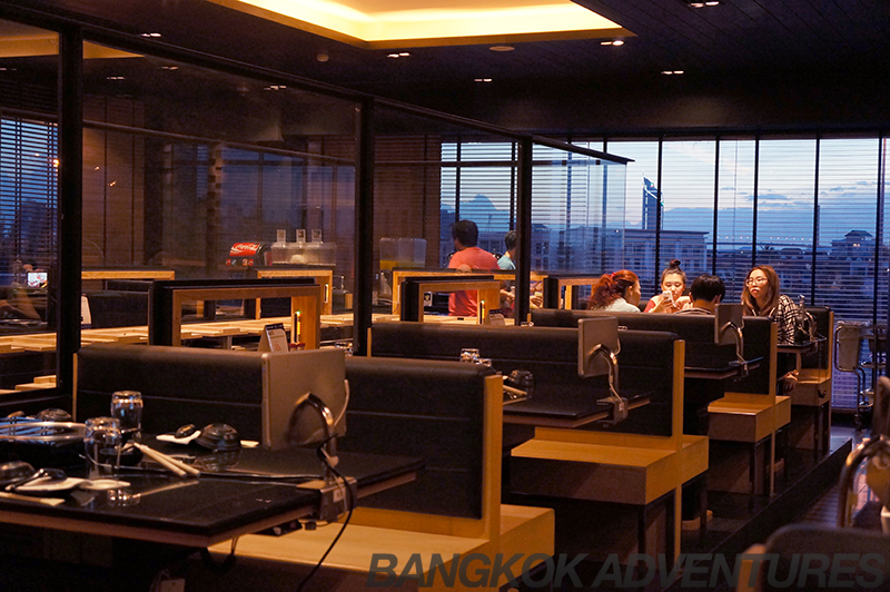 Hajime Robot Restaurant in Bangkok
