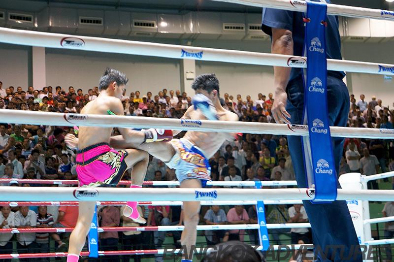 Lumpinee Boxing Stadium, Bangkok