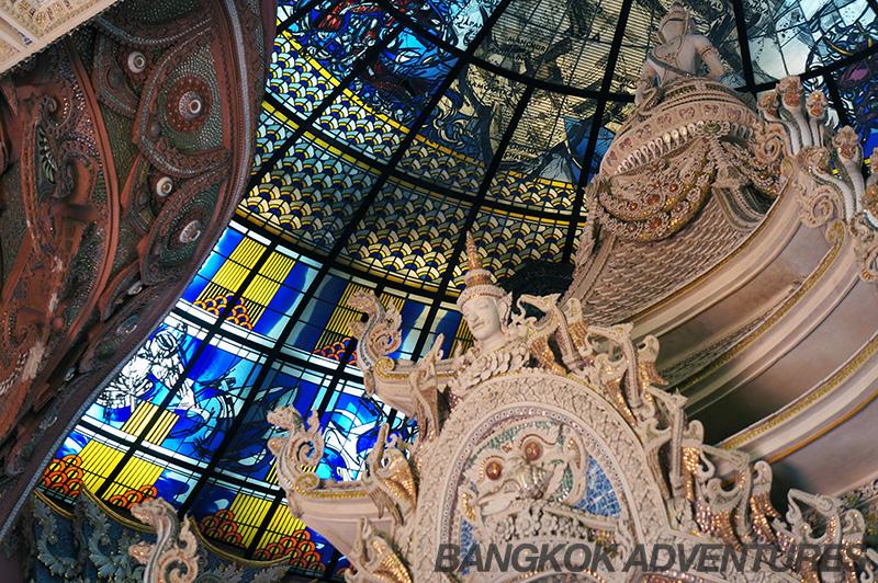 Inside Erawan Museum