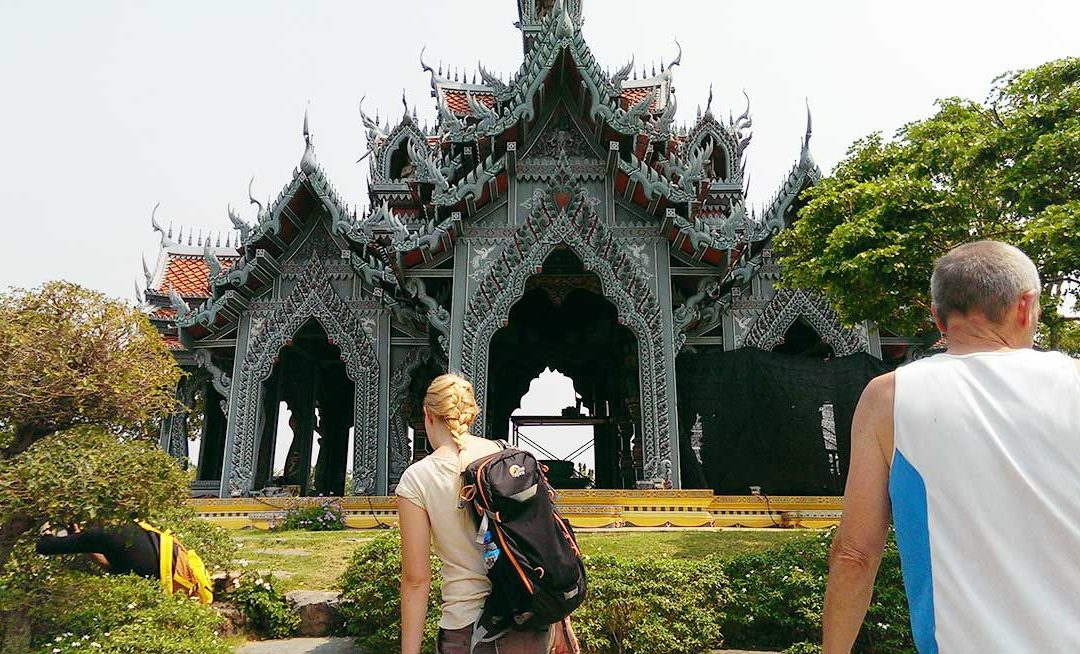 Ancient Siam: The Worlds Largest Outdoor Museum