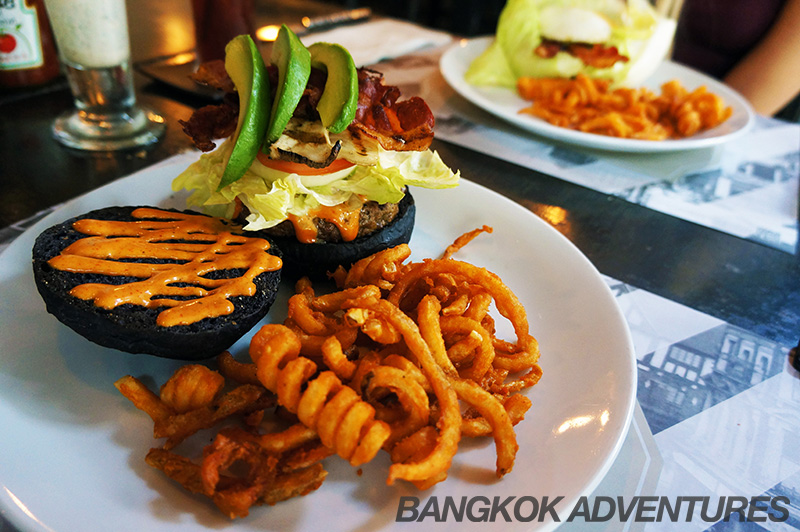 Burger Factory in Bangkok