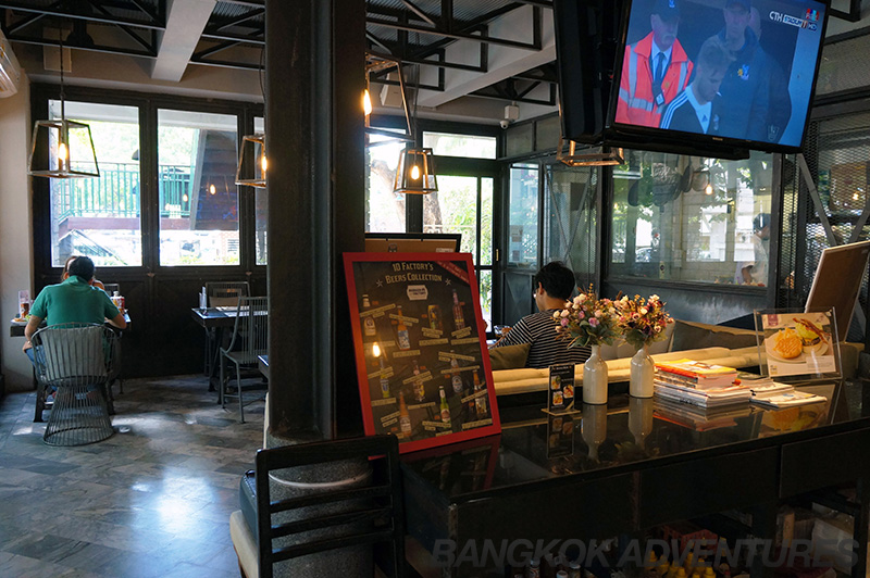 The Burger Factory in Bangkok