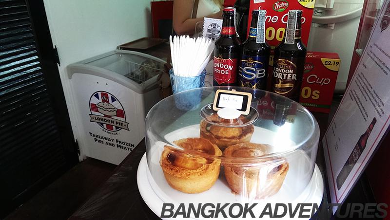 London Pie Bangkok - Serious about pies