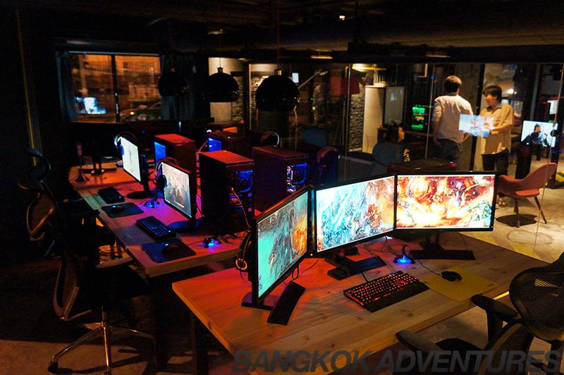 The Game Over Lounge, Bangkok