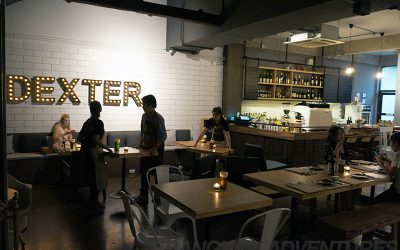 Dexter Cafe & Bar: Sathorn's Hip Cafe & Eatery
