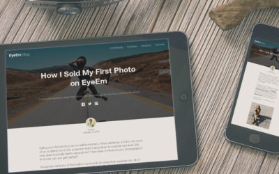How I Sold My First Photo on EyeEm – Full Interview